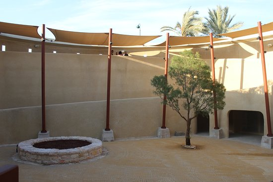 מרכז המבקרים הבינלאומי באר אברהם