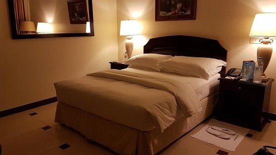 Ajman Hotel: Chambre