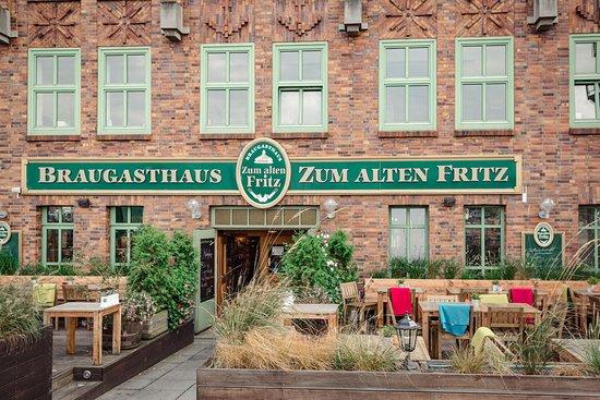 Braugasthaus Zum Alten Fritz Rostock Restaurant Bewertungen