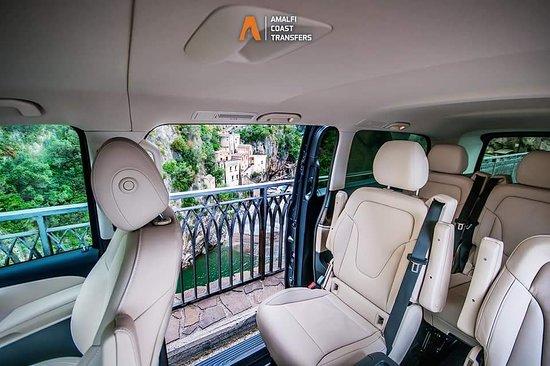 Luxury vehicle