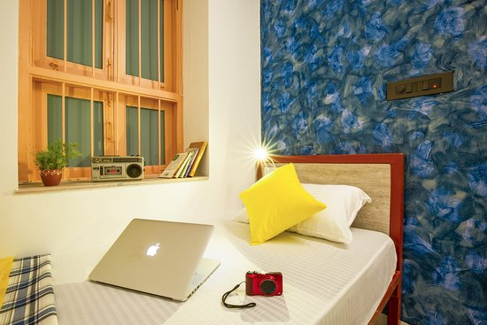 Zostel Aurangabad Twin Bed Private Room