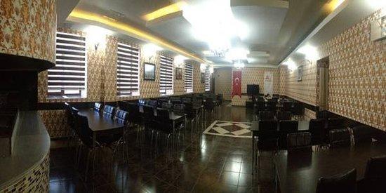 Kars Province, Turkey: güngören oteli kahvaltı salonu