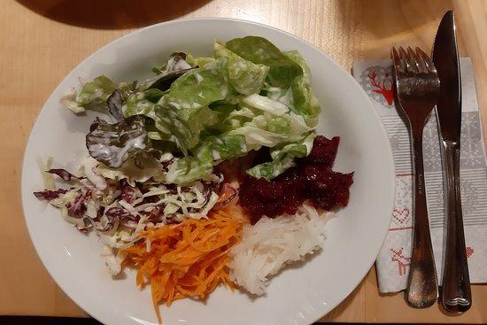 Stuehlingen, Germany: Beilagensalat
