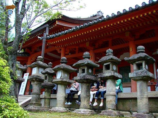 Nara, a apenas una hora de Kioto, fue una de las ciudades más espléndidas de Asia. Sus colinas arboladas y sus maravillosos templos la convierten una escapada ideal para conocer esta tranquila ciudad. Todavía conserva la esencia del Japón más tradicional y gran parte de su legado arquitectónico ha sido declarado Patrimonio de la Humanidad.   https://www.libretaviajera.com/2018/03/que-ver-en-nara.html