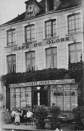@The Globe-Hesdin, une belle histoire, depuis plus de 100 ans...