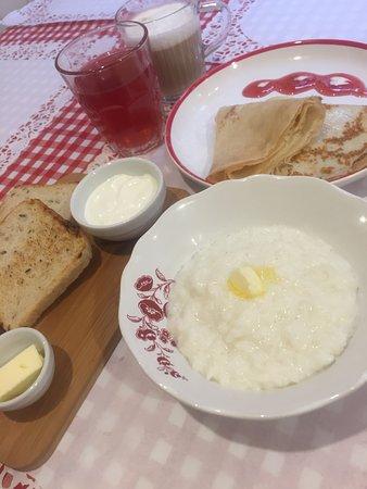 Matrioszka: śniadania