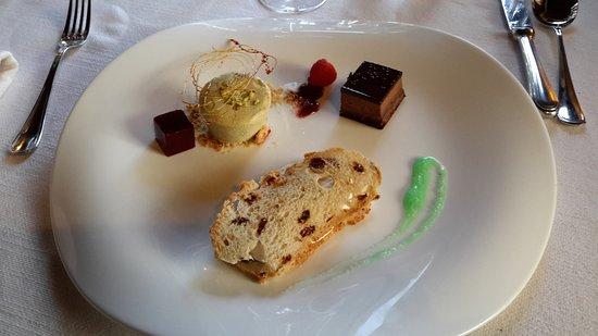 Pierantonio Antico Ristorante Forassiepi: Degustazione dessert