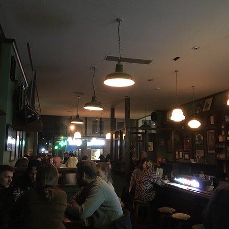 The Green Room Irish Pub