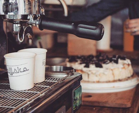 Warszawska Zapieksy & Kawa: #wpadajczęściej na naszą kawę