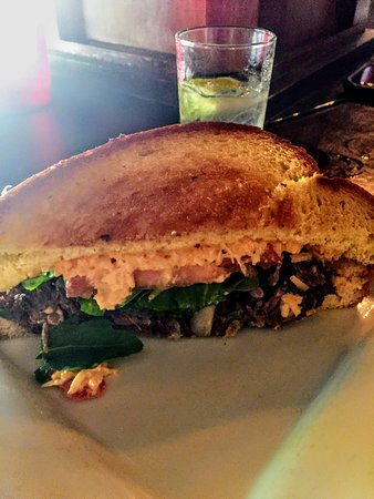 Short Rib Grilled Cheese @ Young Augustine's