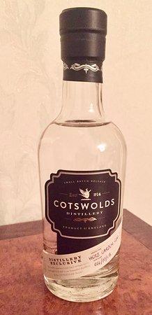 Cotswolds Distillery: Herb garden gin