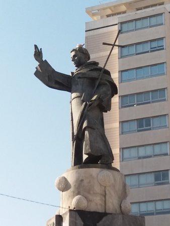 Estatua de Santo Antonio