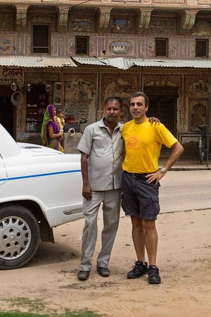 Chanders India: Me & Chandra