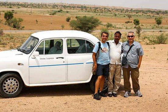Chanders India: Me, Chandra & Paolo