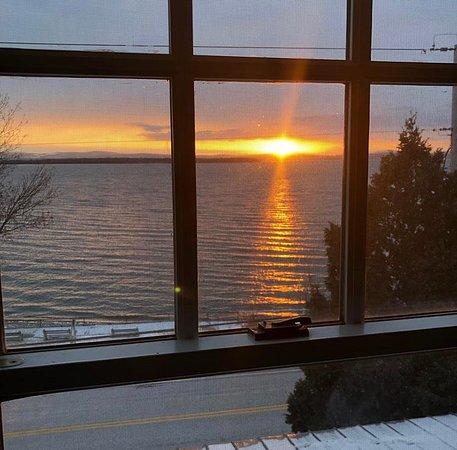 North Hero, Вермонт: View Of The Lake