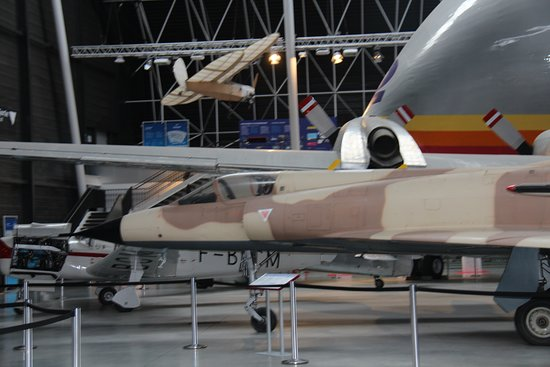Aeroscopia: Mirage 3