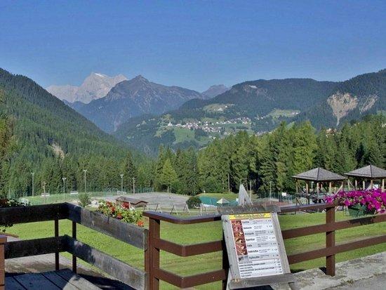 Selva di Cadore, Italia: Gli impianti sportivi