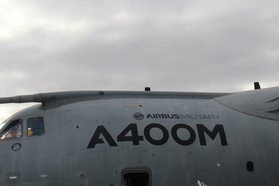 Aeroscopia: A400M