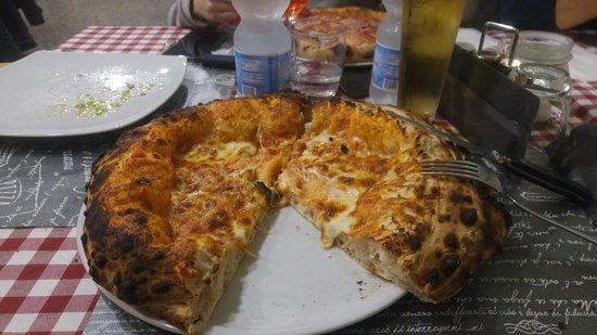 Pesina, Italy: Tripla pasta