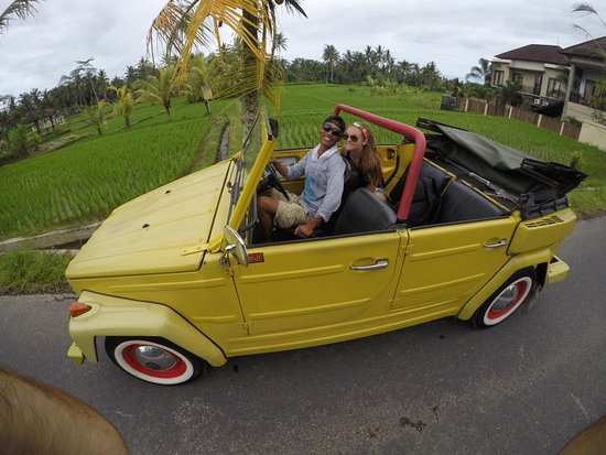 Bali, Indonesia: This is his jeep tour. It was so much fun! I would recommend doing this one day.