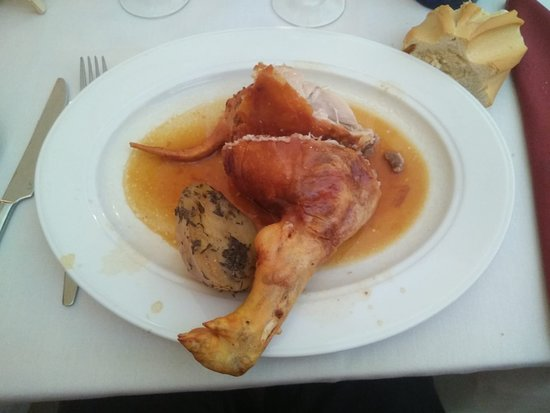 imagen Restaurante Muñoz en Segovia