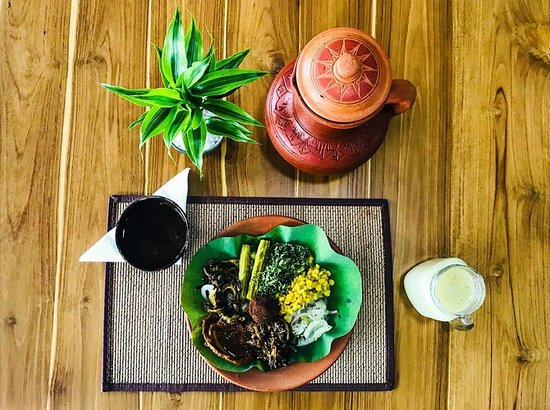 Ranbath: Organic Heirloom rice with vegetarian curries