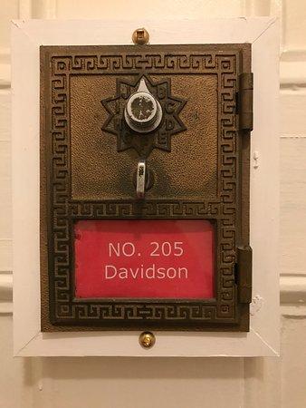 Post House Inn: The Davidson Room