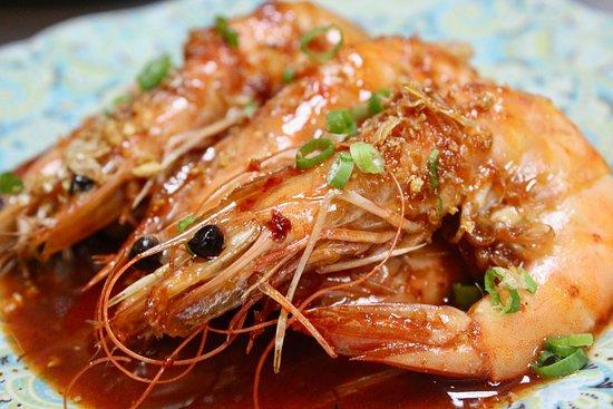 Fob Restaurant : Peel and Eat Shrimp