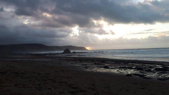 Zdjęcie Widemouth Bay