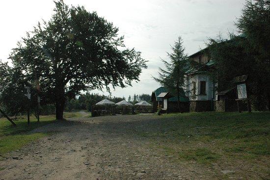Wilkowice, Πολωνία: Schronisko gorskie PTTK na Magurce