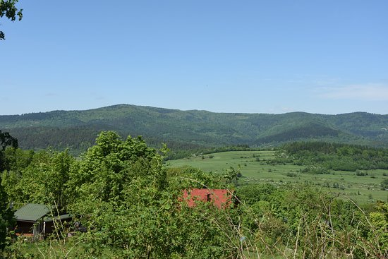 Żywiec, Polska: Park Krajobrazowy Beskidu Malego