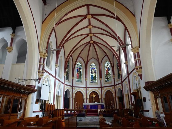 Holy Trinity Cathedral: Apse