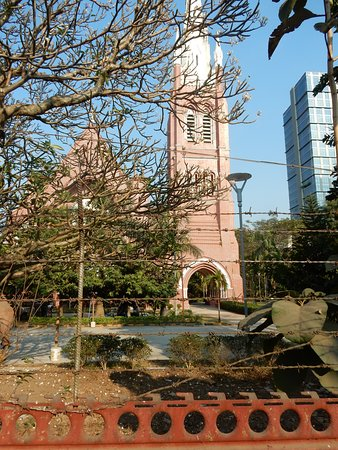 Holy Trinity Cathedral: Barbed Wire