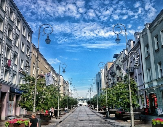Ulica Sienkiewicza