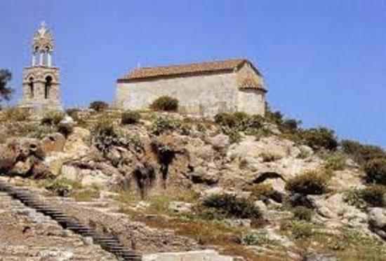 Elefsina, Greece: Παναγία Μεσοσπορίτισσα