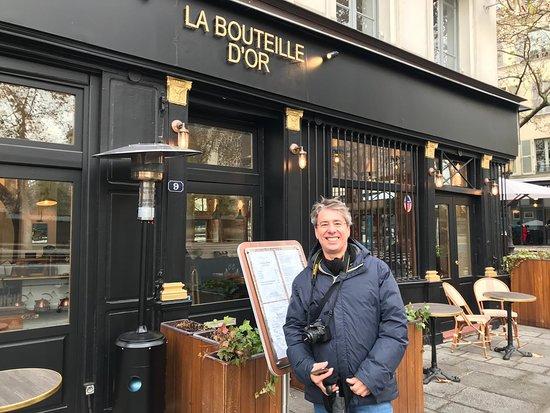 Фотография La Bouteille d'Or