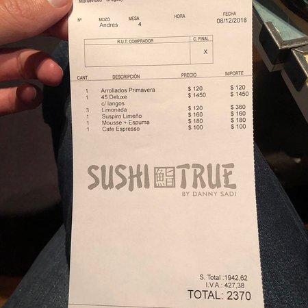 SushiTrue Foto
