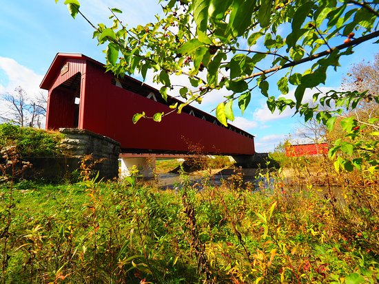 Engle Mill Covered Bridge