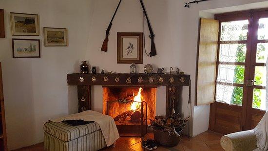 Cerro Colorado, Uruguay: Wohnzimmer