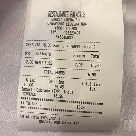 Palacios Restaurante Toledo Restaurant Reviews Phone Number