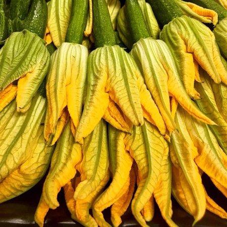 Panino's super fresh produce!