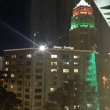 Window View - Hotel Contessa Photo