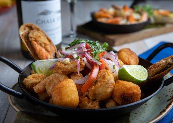 Fish Jalea