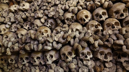 Kudowa Zdroj - Chapel of the skulls