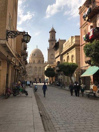 صورة لشارع المعز