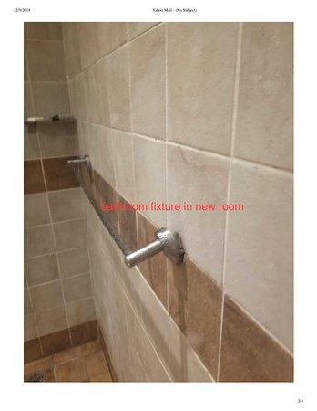 Bathroom fixture in Superior Room