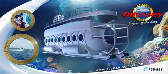 Odyssey Submarine Voyage of Fantasy (Kuta) - Updated 2019