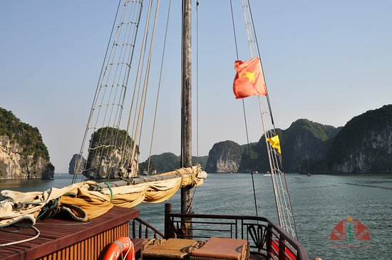 ‪‪Catba Sailing Junk‬: Bat Ba / Lan Ha bay / Halong bay‬