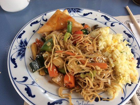 Kwans: Vegetarian choice
