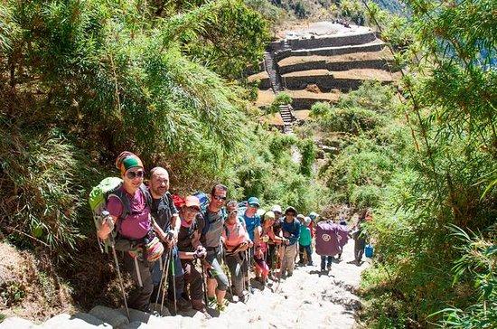 Chemin de l'Inca jusqu'au Machu...